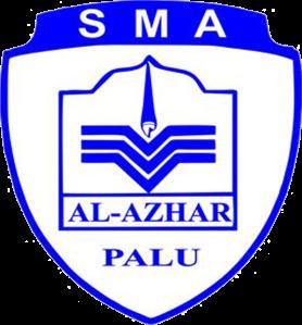 LOGO SMA AL AZHAR PALU